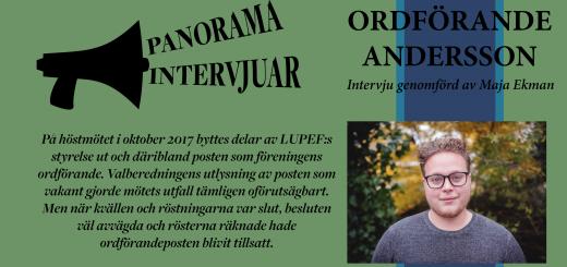 August intervju